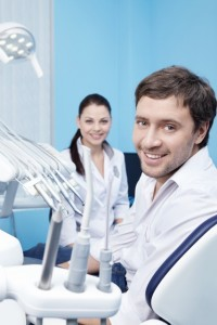 professional dental team